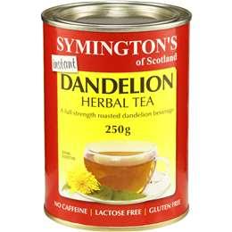 Symington's Instant Dandelion Tea No Caffeine 250g
