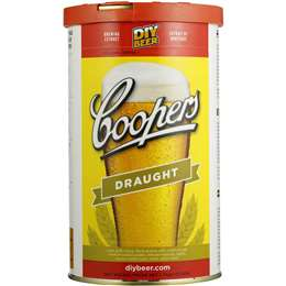 Coopers Home Brew Draught 1.7kg