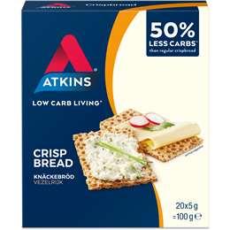 Atkins Low Carb Crispbread  100g