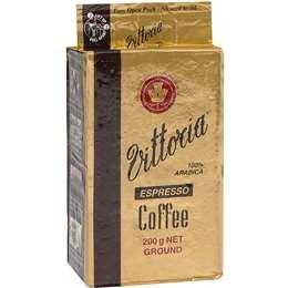 Vittoria Espresso Ground Coffee  200g