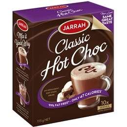 Jarrah Hot Chocolate Sachets 10pk