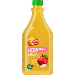 Golden Circle Apple Mango & Banana Juice  2l
