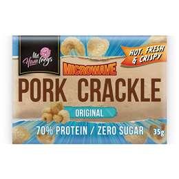 Mr Hamfrey's Microwavable Pork Crackle Original 35g