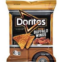 Doritos Spicy Buffalo Wings  150g