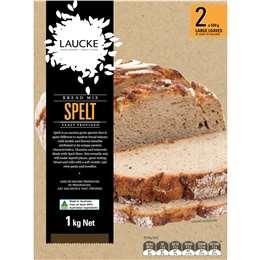 Laucke Spelt Bread Mix 1kg