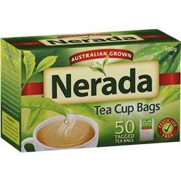 Nerada Tea Bags  50pk 100g