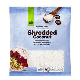 Woolworths Shredded Coconut 250g