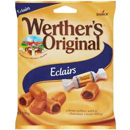 Werther's Original Toffee Eclairs  100g