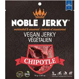 Noble Vegan Jerky Chipotle  70g