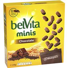 Belvita Mini Chocolate  210g
