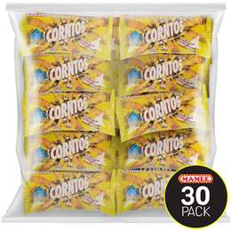 Mamee Corntos Tangy Cheese  30 pack