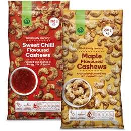 Flavoured Nuts Bundle