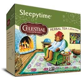 Celestial Sleepy Time Herbal Tea Bags  40 pack