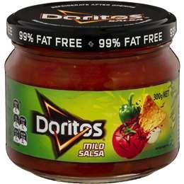 Doritos Salsa Mild 300g