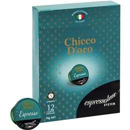 Espressotoria Chicco D'oro Espresso Coffee Capsules 12 pack