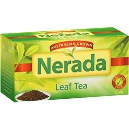 Nerada Loose Leaf Tea 250g