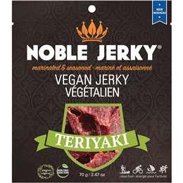 Noble Vegan Jerky Teriyaki 70g
