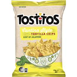 Tostitos Cantina Style Tortilla Chips  175g