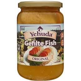 Yehda Gefilte Fish Original 679g