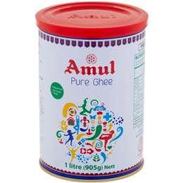 Amul White Ghee 1l