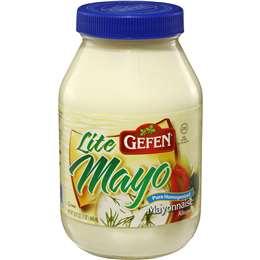 Gefen Mayonnaise Light 946ml