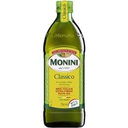 Monini Classico Extra Virgin Olive Oil 750ml
