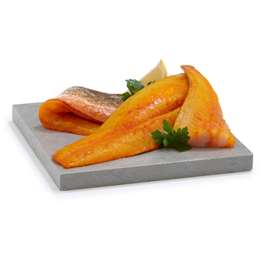 Woolworths Smoked Fillets Cod per kg