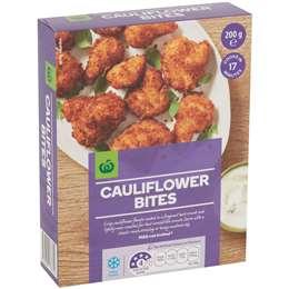 Woolworths Cauliflower Bites 200g