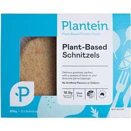 Plantein Plant Based Schnitzel 300g