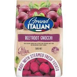 Grand Italian Beetroot Gnocchi 500g