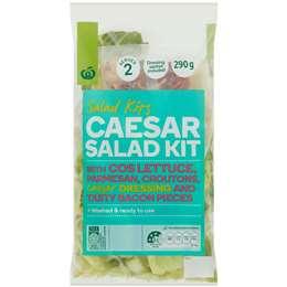Woolworths Caesar Salad Kit 290g