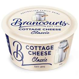 Brancourts Cottage Cheese Classic 500g