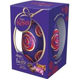 Cadbury Roses Chocolate Easter Egg Gift Box 400g