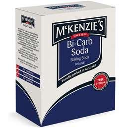 Mckenzie's Bi Carb Soda 500g