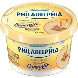 Philadelphia Caramilk Cream Cheese Spread 250g