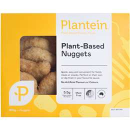 Plantein Plant Based Nuggets 300g