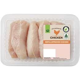 Woolworths Chicken Tenderloins 450g – 800g