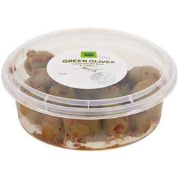 Woolworths Green Olives Lemongrass & Chilli 110g