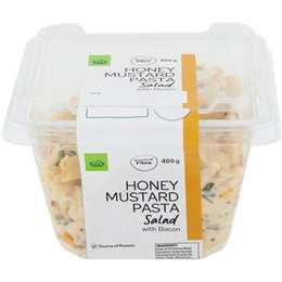 Woolworths Honey Mustard Pasta Salad 400g